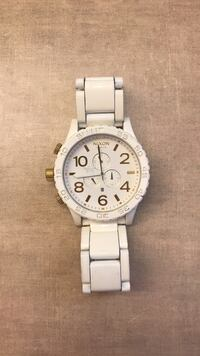 Nixon Watch 51-30 white/gold chrono Tacoma, 98445