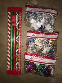 New gift wrap and bows Toronto, M4J 3C9