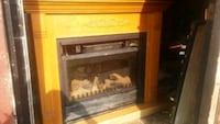 It is a gas and or elec fireplace  Winchester, 40391
