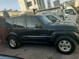 2004 Jeep Cherokee 2.8 CRD LIMITED