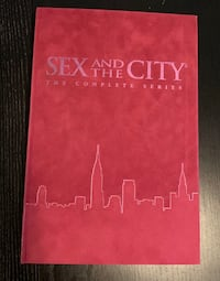 Sex and the City Complete Set Toronto, M6K 1H9
