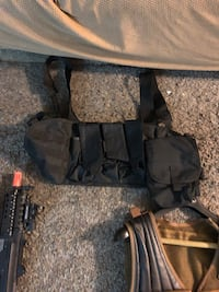 Airsoft Gear bundle (Used only once) Charger included Long Beach, 90805