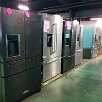 Brand New Refrigerators with warranty  Pineville, 28134