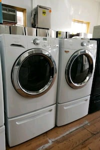 FRIGIDAIRE AFFINITY WASHER AND GAS DRYER  Lake Elsinore