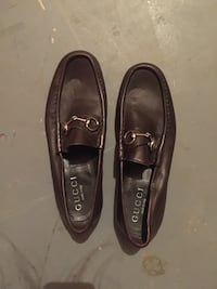 pair of brown leather loafers Marietta, 30064