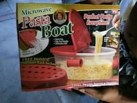 Microwavable Pasta Boat Colton, 92324