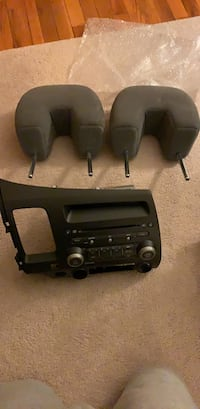 2010 Honda - Civic Coupe Original Headrests and OEM Radio Maywood