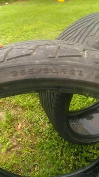 black auto wheel with tire Lafayette, 70501