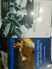 General machinist textbooks  Kitchener, N2K 1N4