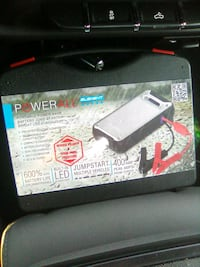 POWERALL BATTERY BANK/JUMP STARTER/LED LIGHT NEED GONE TODAY!!  Anchorage, 99577