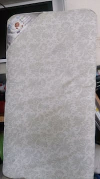 white and gray floral mattress Red Deer, T4P 0E5