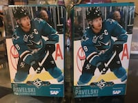 SHARK Pavelski Bobble Head 2015-16 San Jose, 95126
