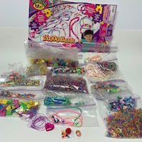 Totally Me thousands of beads jewelry making kit
