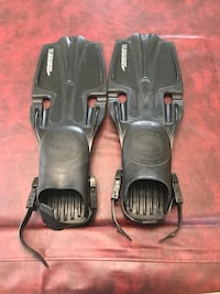 Sherwood Diving flippers
