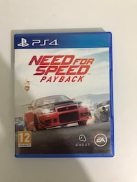 NEED FOR SPEED PAYBACK PS4 Çankaya, 06520