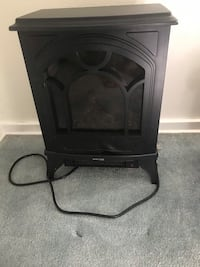 Electric fireplace heater North West $45 Sewell, 08080