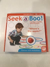 Seek a Boo  Fairfax, 22032