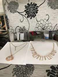 Both necklaces for free Kitchener, N2H 0G3