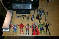 High quality avengers and star wars action figures Kelowna, V1W 1P2