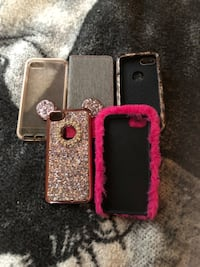 Three assorted-color iphone cases Live Oak, 95953