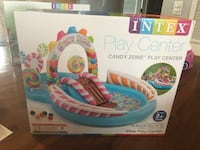 New in box play center Intex swimming pool candy zone  Rutledge, 37861