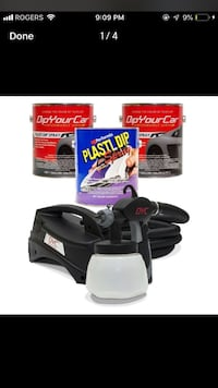 PLASTI DIP YOUR CAR OR START A BUSINESS!! Mississauga, L5V 2K9