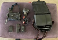 Sony Video 8 Handycam CCD-TR93 Camcorder and accessories  Baltimore, 21201