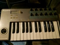 gray and black electronic keyboard Chicago, 60629