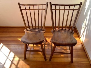 Used Hunt Country Furniture Complete Dining Room Set. 7 ...