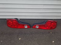 2004 and infiniti G35 coupe tail lights left and right side .