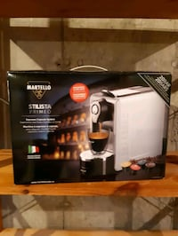 Coffee maker Milton, L9T 2C9