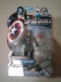 Winter Soldier Action Figure Burnaby, V3N 4A7
