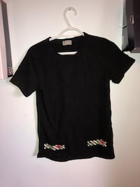 black crew-neck t-shirt Edmonton, T6J 2M6