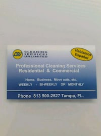 House cleaning Tampa, 33613