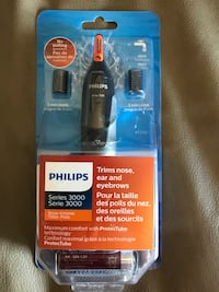 New!! Philips Nose and Ear Trimmer, Series 3000, St Thomas, N5R 6M6