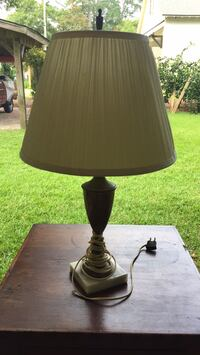 black and white table lamp Fairhope, 36532