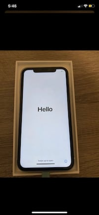 iPhone 11  white color 64GB