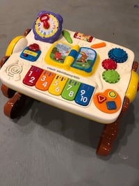 VTECH Discovery Table King City