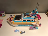 Lego friends dolphin crusier Richmond Hill, L4E 3V7