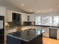 Granite, quartz, marble countertops. Richmond