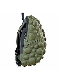 Funky hard foam backpack