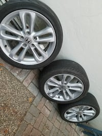 Wheels and tires from 08 Civic SI Milpitas, 95035