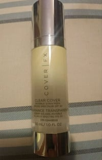 COVER FX Clear Cover Invisible Sunscreen Broad Spe