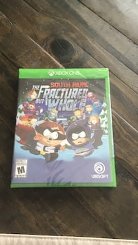 Xbox one South Park fractured but whole  Georgina, L4P 0A2
