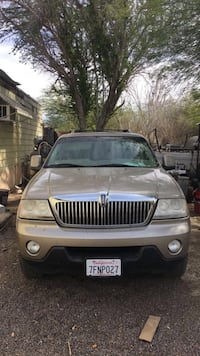 Lincoln - Aviator - 2005 Thermal