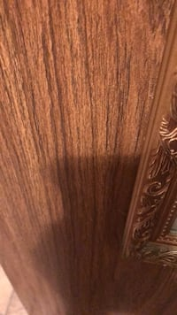 brown wooden 2-door cabinet New York, 10456