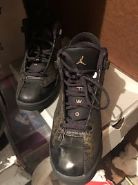 Air Jordan Black & Gold Dub-Zero New York, 11385