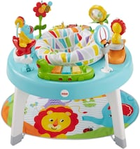 Fisher-Price 3-in-1 Sit-to-stand Activity Center Toronto