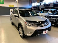 2015 RAV4 Limited with NO ACCIDENTS  Caledon