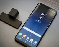 Samsung Galaxy S8 - Factory Unlocked - Comes w/ Box + Accessories & 1 Month Warranty  Springfield, 22150